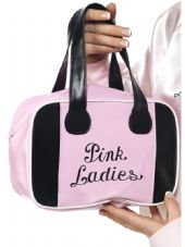 1950's Pink Ladies Bag From Grease